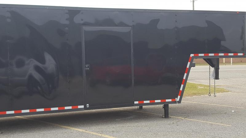 48 GN Enclosed Cargo Trailer
