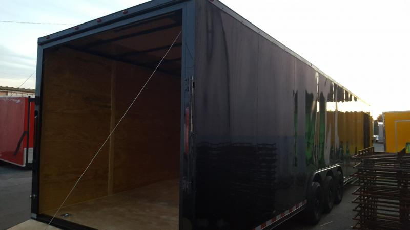 8.5 x 34 TR3 Car / Racing Trailer