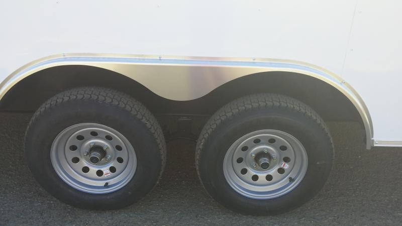8.5 x 24 TA2 Car / Racing Trailer