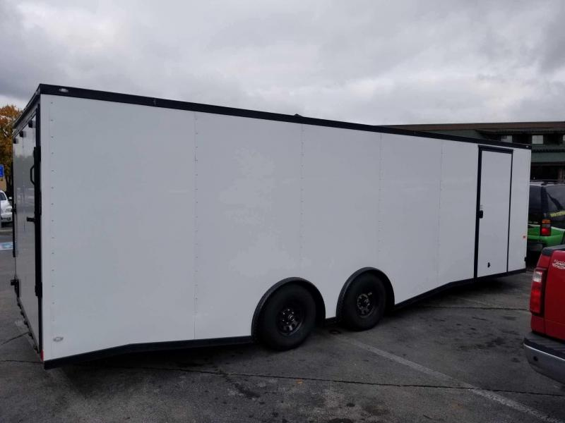 24 Spread Enclosed Cargo Trailer