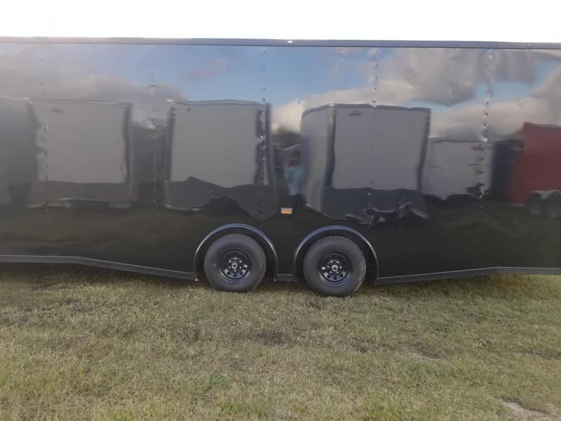 28 Spread Enclosed Cargo Trailer