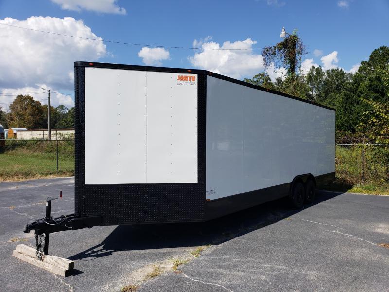 8.5 x 24 TA3 Car / Racing Trailer