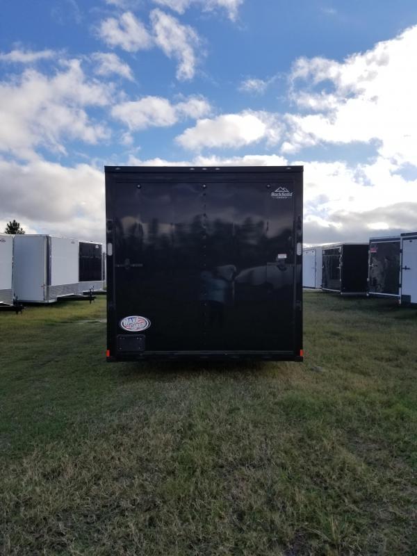 28 Spread Enclosed Cargo Trailer w/ELE