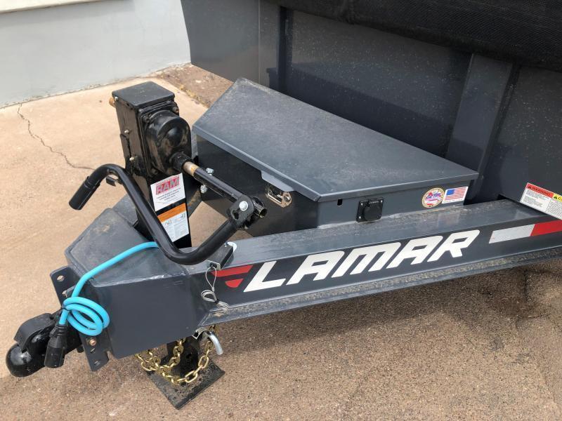 2021 Lamar Trailers DL-7k-12 Dump Trailer for sale - 14,000 #GVWR - Tarp- Ramps - ** Ca$h Discounts, See Below****