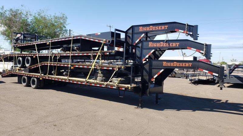 2020 High Desert FH-10k-25 Flatbed Trailer