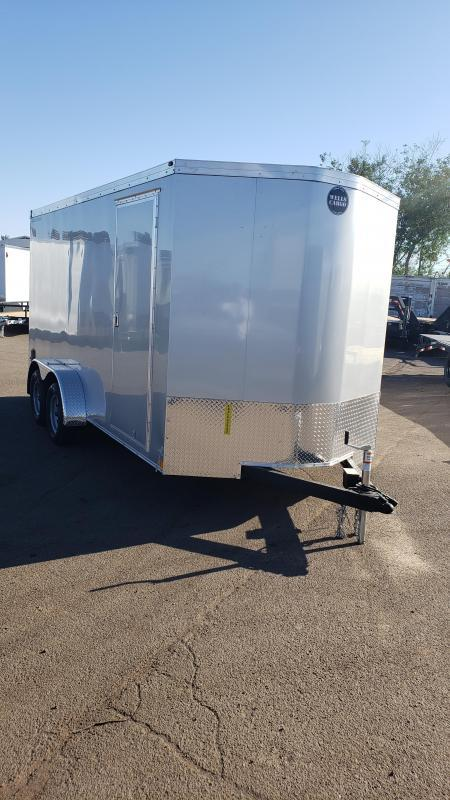 2021 Wells Cargo 7x16ft Road Force Enclosed Cargo Trailer