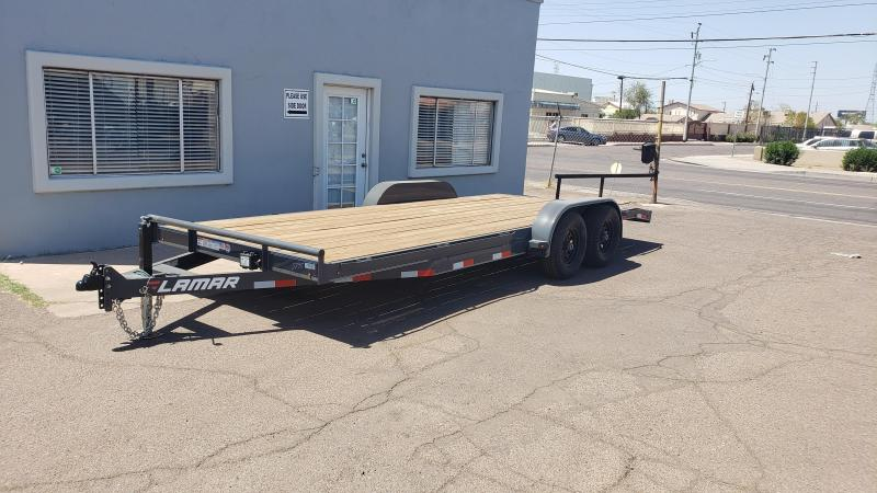 2020 Lamar Trailers Classic Car Hauler (CC) 10K Car / Racing Trailer / open car trailers-#9990 GVWR- Free Spare