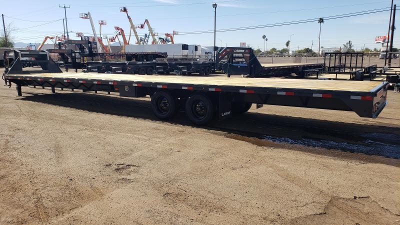 2020 Lamar Trailers FD-12k-40 Flatbed Trailer