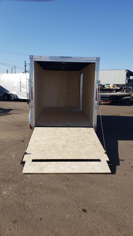 2020 Wells Cargo RFV716T2 Enclosed Cargo Trailer