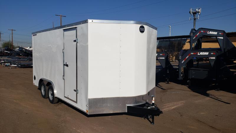 2021 Wells Cargo FT85162 Enclosed Cargo Trailer