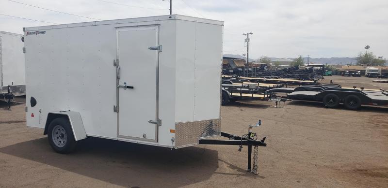 2021 Wells Cargo FT612T2-D Enclosed Cargo Trailer for sale-Tandem Axle- Rear Barn Doors- Side door