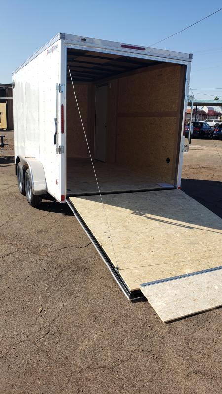 2021 Wells Cargo 14' Fast Trac Enclosed Cargo Trailer