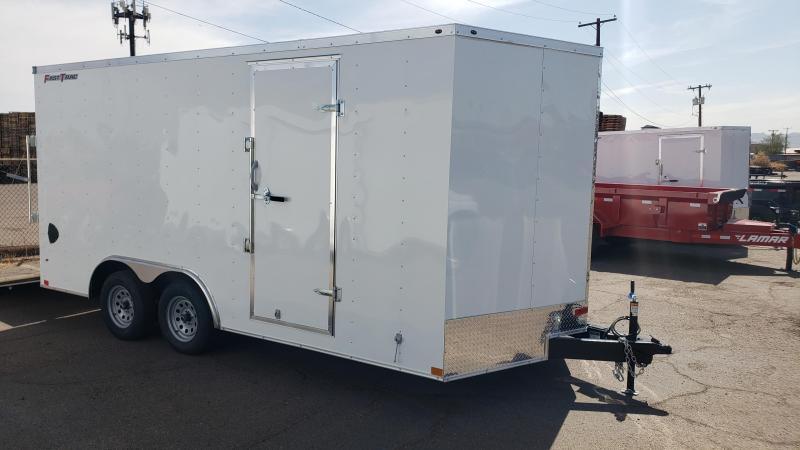 2021 Wells Cargo 8 5 x 16 Enclosed Cargo Trailer