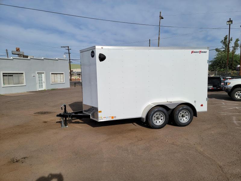 2022 Wells Cargo FT612T2-D Enclosed Cargo Trailer for sale-Tandem Axle- Barn Doors - Side door
