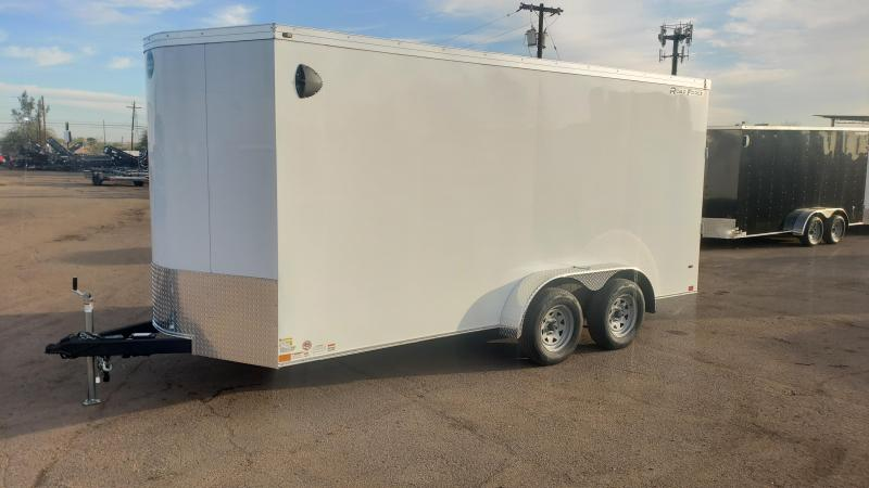 2021 Wells Cargo 7x16 ft Road Force Enclosed Cargo Trailer