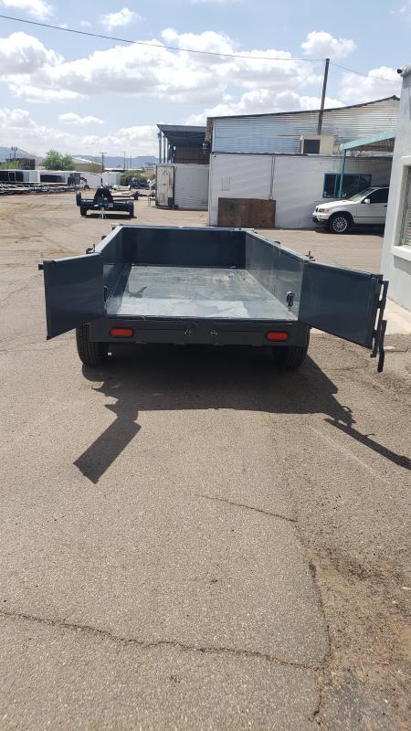 2021 Lamar Dump Trailer-Mini Dump for sale- #9990 GVWR- Tarp-Ramps -battery charger -powder coat finish*** Cash Discounts - SEE BELOW***