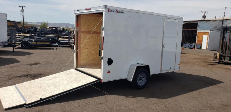 2021 Wells Cargo  6 x 12 Fast Trac Enclosed Cargo Trailer