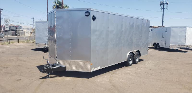 2021 Wells Cargo Fast Trac 8.5' x 20'  Enclosed Cargo Trailer- V-Front