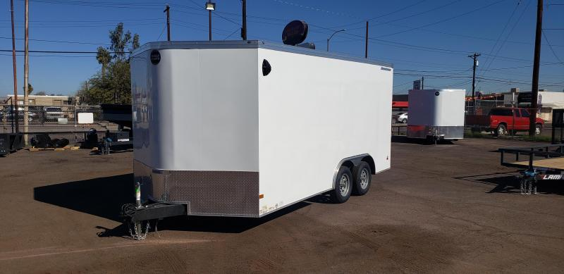 2021 Wells Cargo RFV8516T2 Enclosed Cargo Trailer / car racing trailer