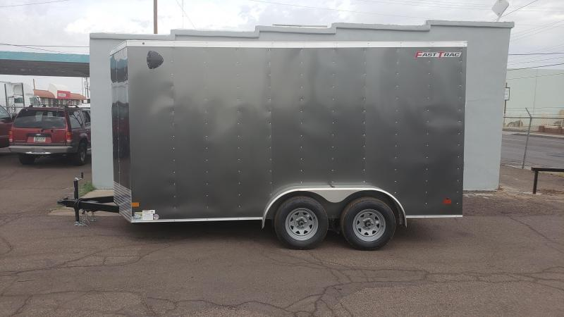 2021 Wells Cargo 14ft Fast Trac Enclosed Cargo Trailer