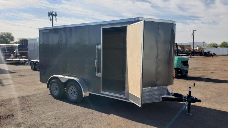 2021 Wells Cargo 7x14ft Fast Trac Enclosed Cargo Trailer