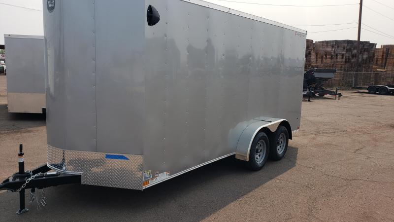 2021 Wells Cargo 7 x 16 Enclosed Cargo Trailer