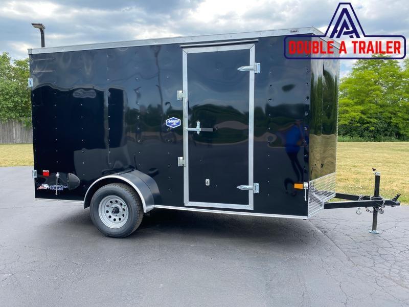 2021 American Hauler AR612SA Enclosed Cargo Trailer
