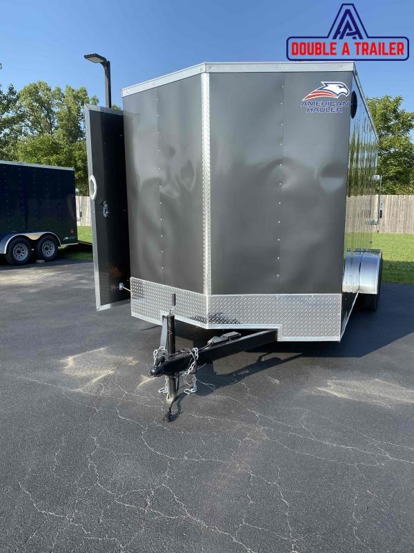 2022 American Hauler 7x16 Enclosed Cargo Trailer