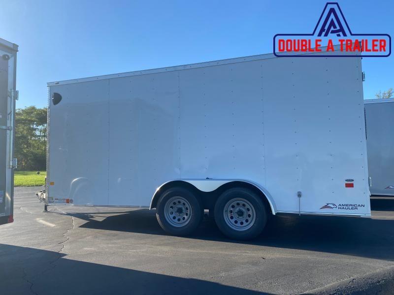 2022 American Hauler AR716TA2 Enclosed Cargo Trailer