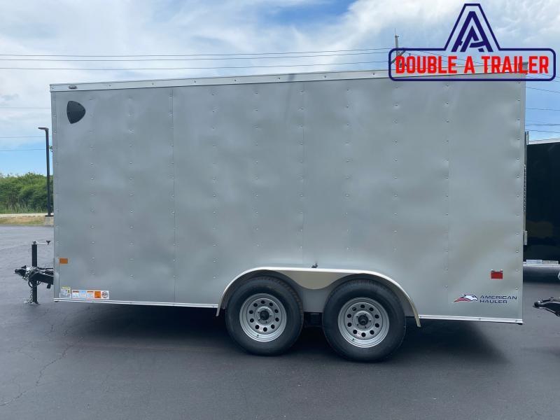 2021 American Hauler AR714TA2 Enclosed Cargo Trailer