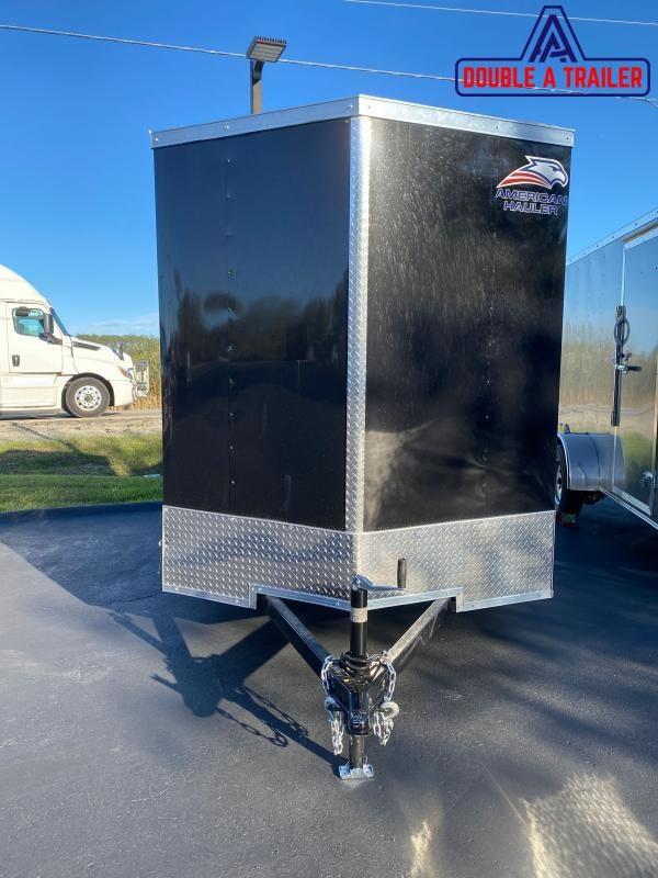2022 American Hauler AR610SA-D Enclosed Cargo Trailer