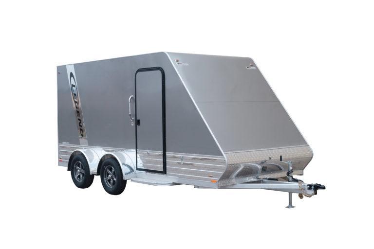 2020 Legend Trailers 7X17ASDTA35 Snowmobile Trailer