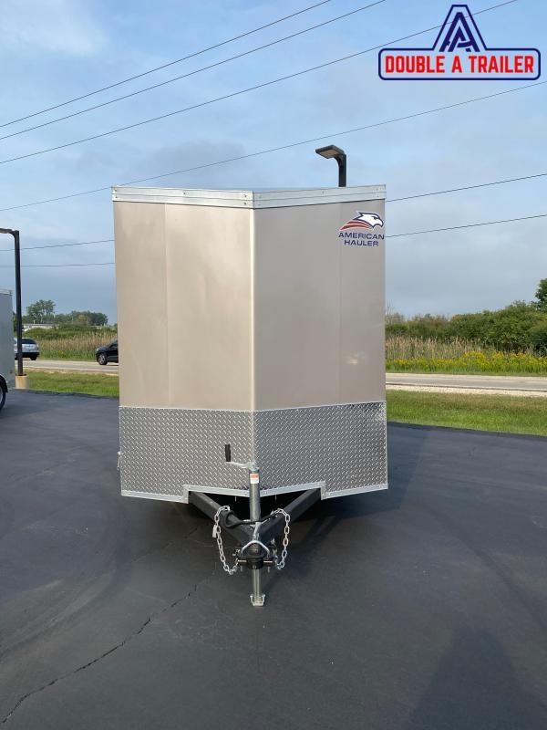 2022 American Hauler NH612SA Enclosed Cargo Trailer