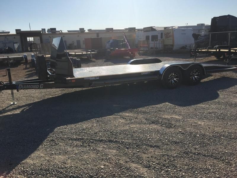 2020 Diamond C Trailers CHS252 22X82 Car / Racing Trailer