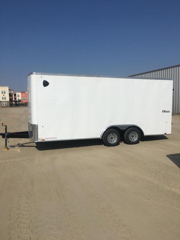 2022 Cargo Express CSAAA8.5X18TE2FC Car / Racing Trailer