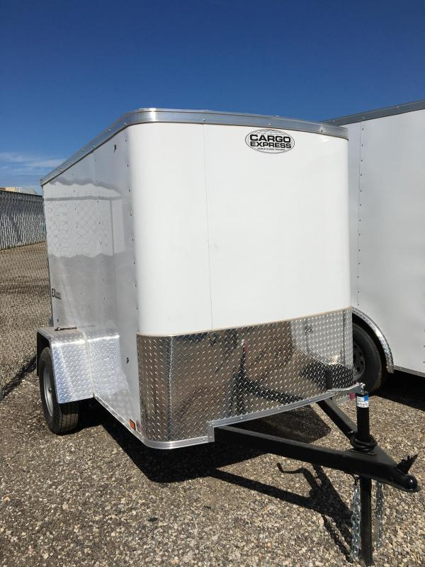 2020 Cargo Express EX5X8SI2 Enclosed Cargo Trailer