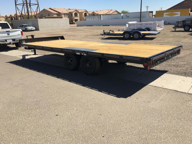 2020 Diamond C Trailers GDD 20X102 Equipment Trailer