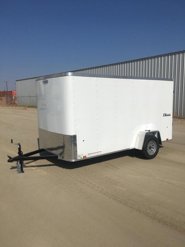 2022 Cargo Express CSCAA6.0X12SI2FC (EX 6X12 SI2) Enclosed Cargo Trailer
