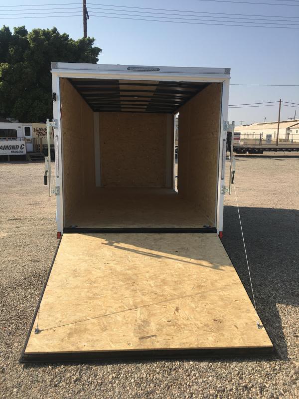 2022 Cargo Express CSCAA7.0X16TE2FC (EX 7X16 TE2) Enclosed Cargo Trailer