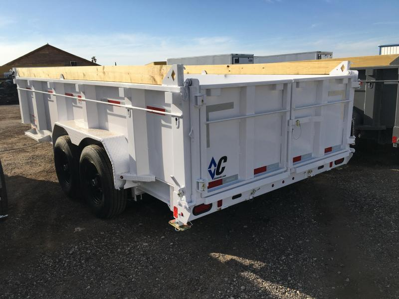 2020 DIAMOND C LPT 207 16 X 82 Dump Trailer