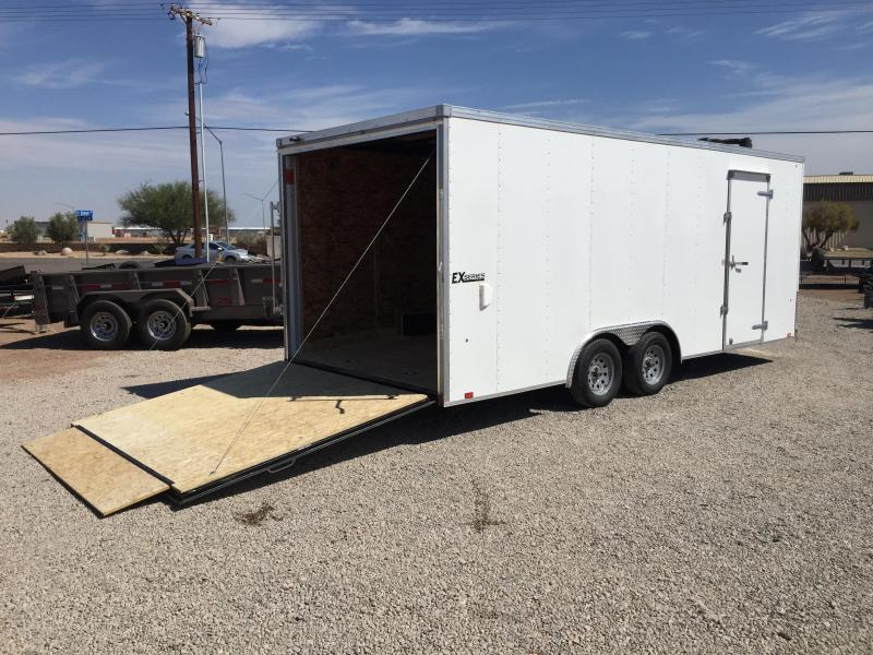 2020 Cargo Express EX85x20TE2 Car / Racing Trailer