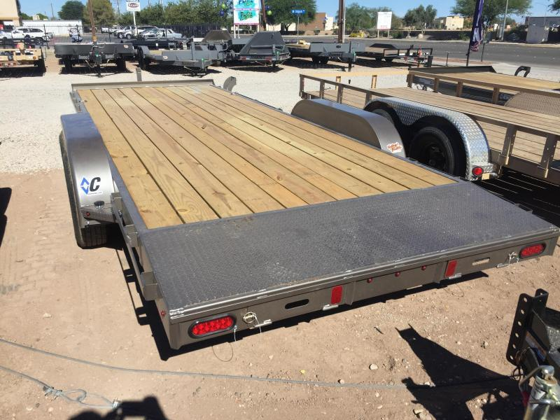 2019 Diamond C Trailers GTF 252 20X83 Car / Racing Trailer