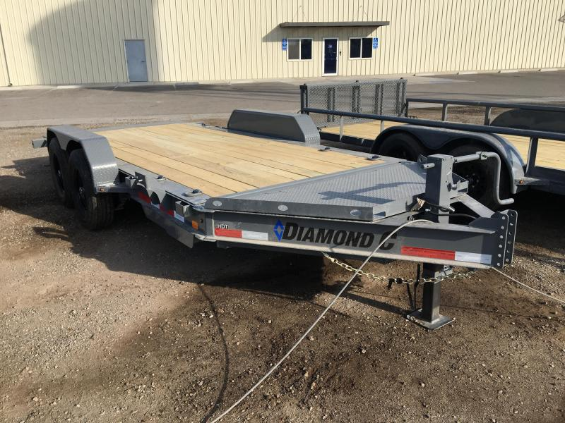 2020 Diamond C Trailers HDT Equipment Trailer