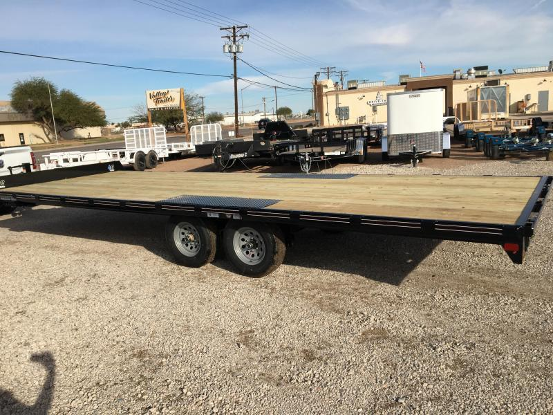 2020 Diamond C Trailers GDD 18X102 Equipment Trailer
