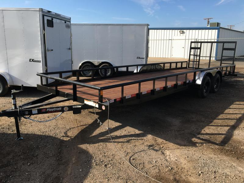 2020 Playcraft PP25X82 ATV Trailer
