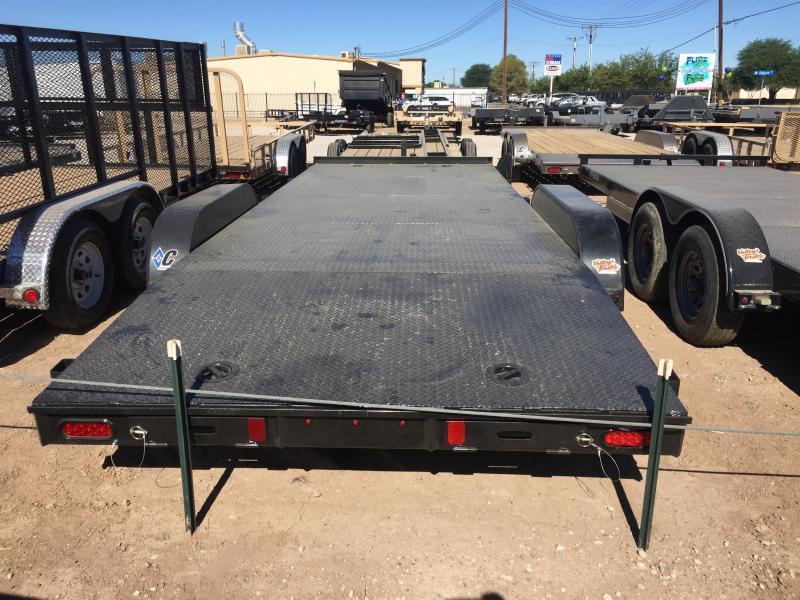 2020 Diamond C Trailers GSF 252 20X83 10K Car / Racing Trailer