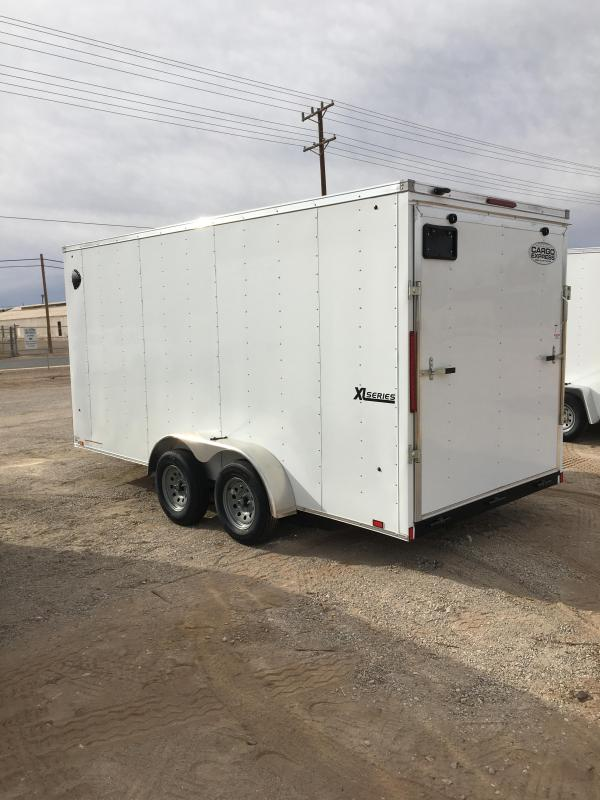 2021 Cargo Express Xl Cargo Trailer V-NOSE