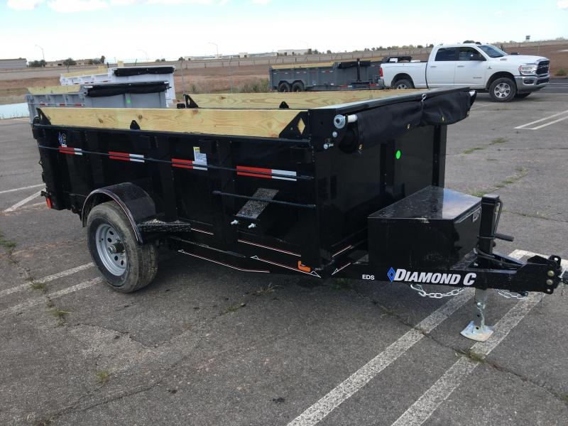2020 Diamond C Trailers EDS Dump Trailer