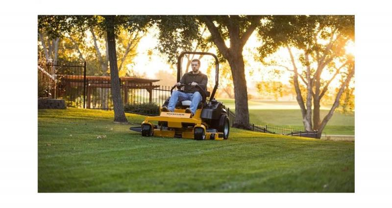 2019 Hustler Fastrak Zero Steer Mower 54 Deck Lawn Mower