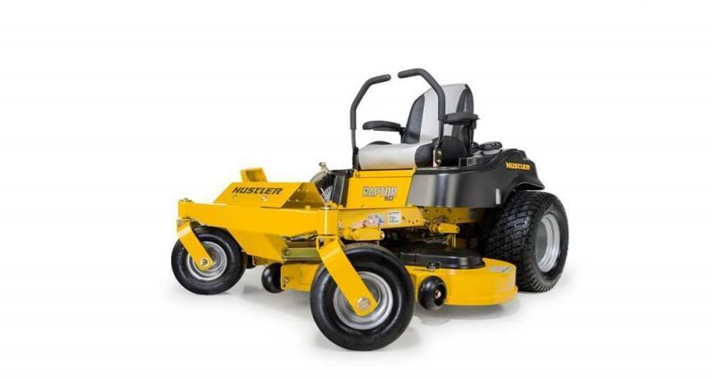 2020 Hustler Raptor SD Zero Steer Mower 60 Deck Lawn Mower